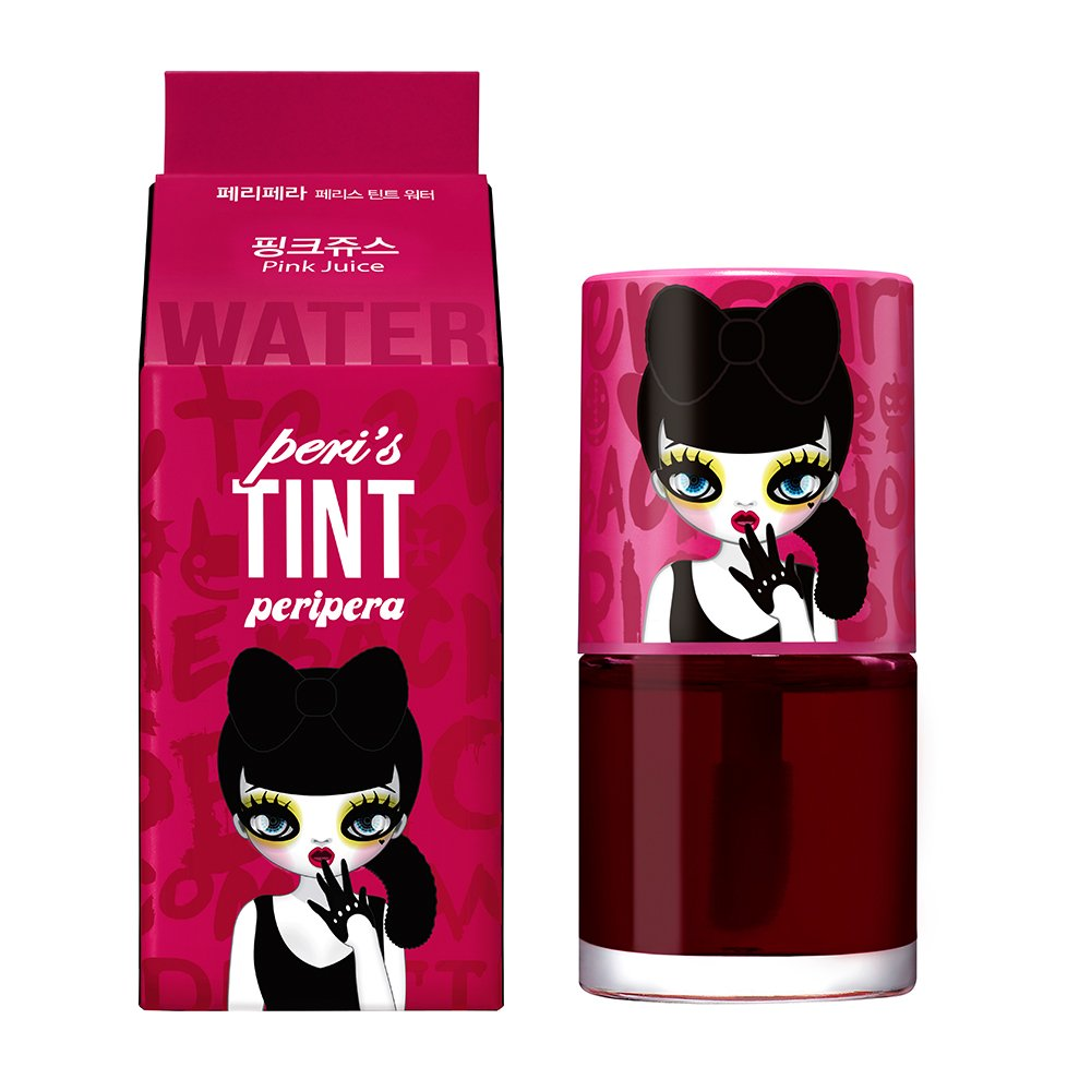 PeriPera Lip Tint Water #2 Pink Juice