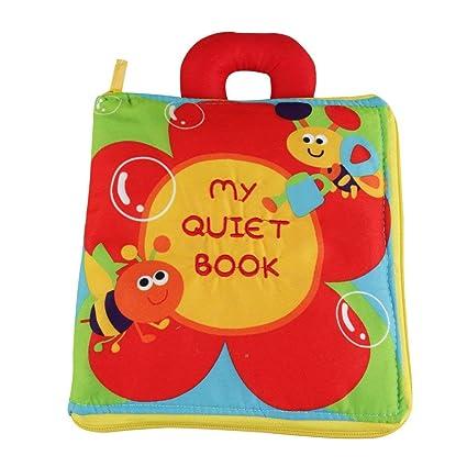 G Tree Quiet Livres Ultra Doux Livres Pour Bebe Toucher