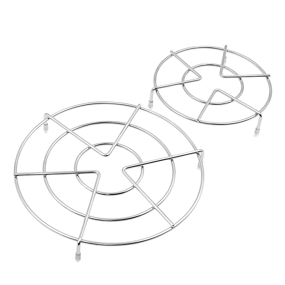 what are pressure cooker racks and trivets used for