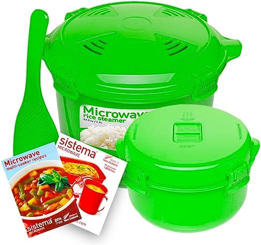 Amazon.com: Sistema – microondas utensilios de cocina ...
