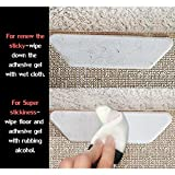X-Chef Rug Grippers for Hardwood Floors, Anti