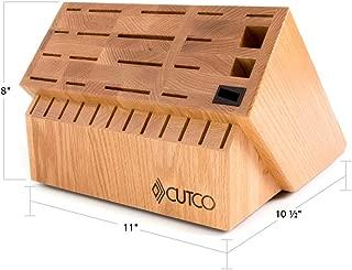 product image for Cutco #1747 32-Slot Ultimate Set Block (Cherry Finish)