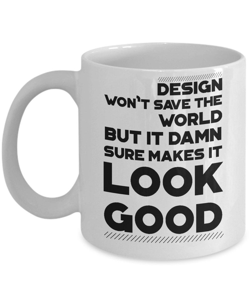 Amazoncom Design Wont Save The World But It Damn Sure Makes It