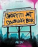 Graffiti Coloring Book: Uzi Wufc: 9789185639083: Amazon