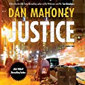 Justice: A Novel of the NYPD: A Detective Brian McKenna Novel Audiobook by Dan Mahoney Narrated by Christopher Lane