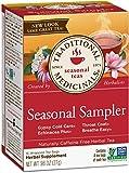 Traditional Medicinals Seasonal Herb Tea Sampler, Seasonal Tea, Made with organic ingredients, 16 CT (Pack – 3) Review
