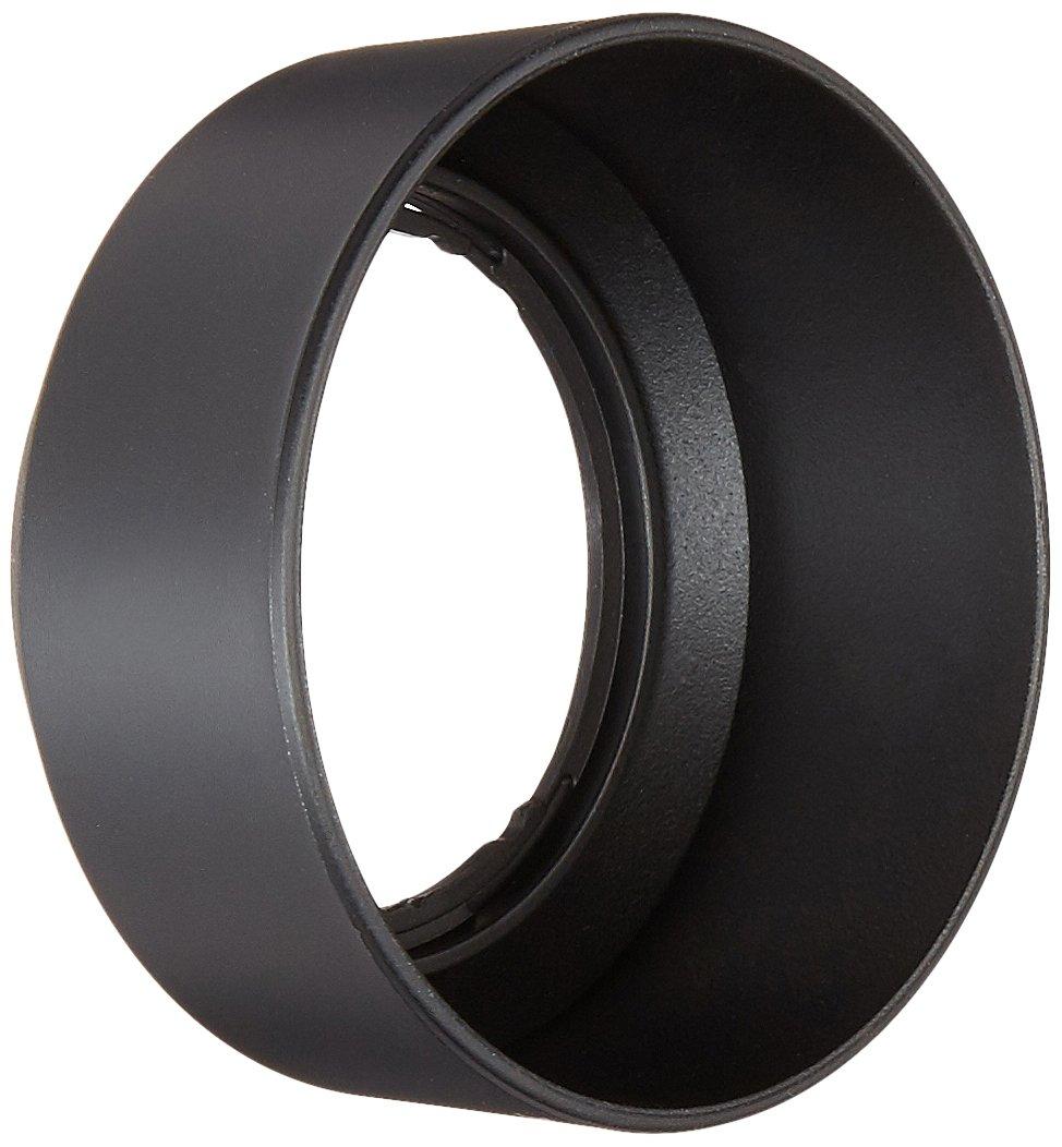 JJC LH40B 45mm Professional Replacement Lens Hood For Olympus M.Zuiko Digital 45mm 1:1.8 Lens Black Replaces LH-40B