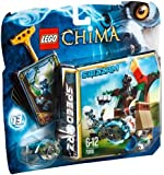 Lego Legends of Chima Tower Target, Multi Color