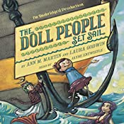 The Doll People Set Sail: The Doll People, Book 4 | Ann M Martin, Laura Godwin