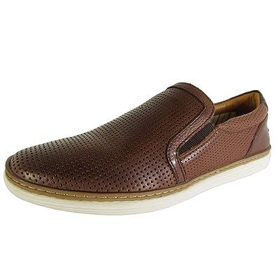 Donald J Pliner Mens Sneakers Tan
