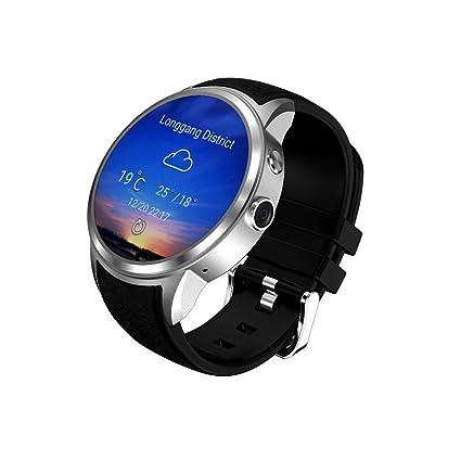 HKPLDE 3G Smartwatch / 1.39 Pulgada AMOLED Pantalla táctil ...