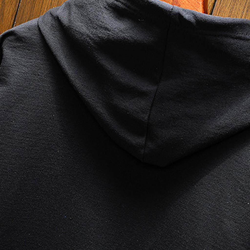 Luckycat Sport T-Shirt Herren Kanpola Slim Fit Kurzarm Shirt Bluse f/ür Jogging Yoga M/änner Tops Herren Basic Kapuzenpullover Sweatjacke Hip Hop Pullover Hoodie Sweatshirt