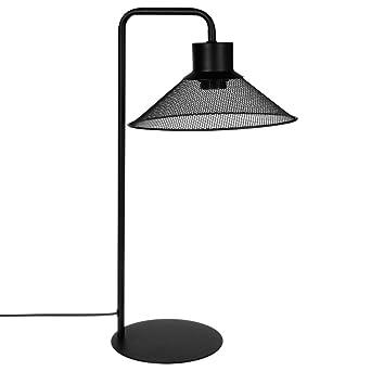 Ajouré Métal Et Abat Coloris En Noir Poser À Originale Lampe Design Jour 7vfgIb6Yy