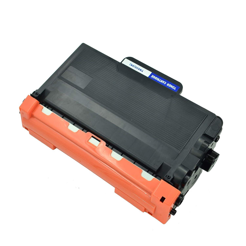 6Pk Compatible Brother TN850 Black Toner Cartridge High Yield 8k MFC L5700DW