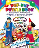 Nuf-Nuf Puzzle Book Full Color, Dee Anderson, 098837109X