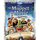 The Muppet Movie: The Nearly 35th Anniversary Edition (Blu-ray + Digital Copy)
