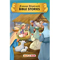 Bible Stories (Illustrated) - for children