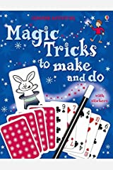 Magic Tricks to Make and Do (Usborne Activities) Paperback