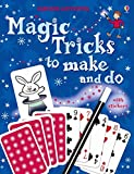 Magic Tricks to Make and Do (Usborne Activities) (Things To Make And Do)