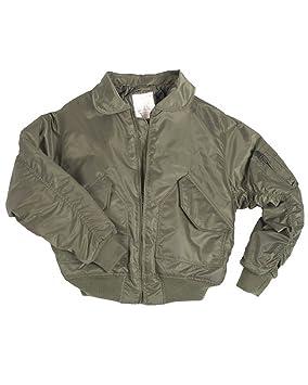 45ccea96f11d9 Mil-Tec USA MA1 Flight Jacket Black: Amazon.co.uk: Sports & Outdoors