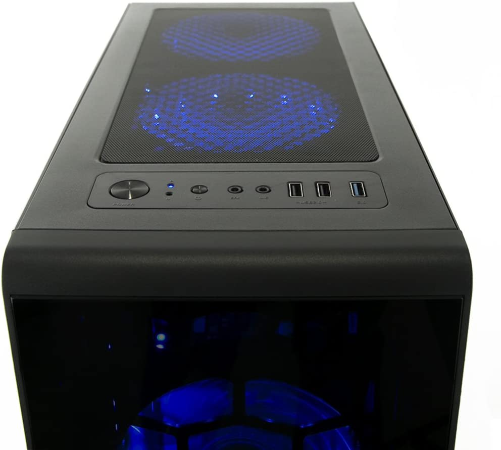 NITROPC - PC Gamer Nitro AMZ 2021 *REBAJAS* (CPU Ryzen 5, 6N/12 x 3,60 Ghz, T. Gráfica GTX1050Ti 4GB, SSD + 1 Tb, Ram 16 GB, W10) + WIFI de regalo. pc ...