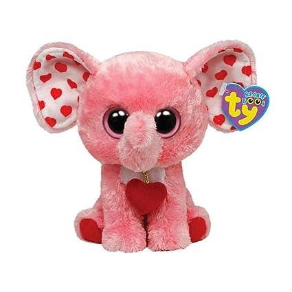 Amazon.com  Ty Beanie Boos Tender Elephant 6
