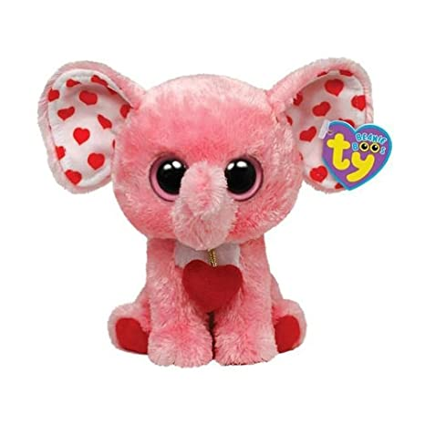 Amazon.com  Ty Beanie Boos Tender Elephant 6