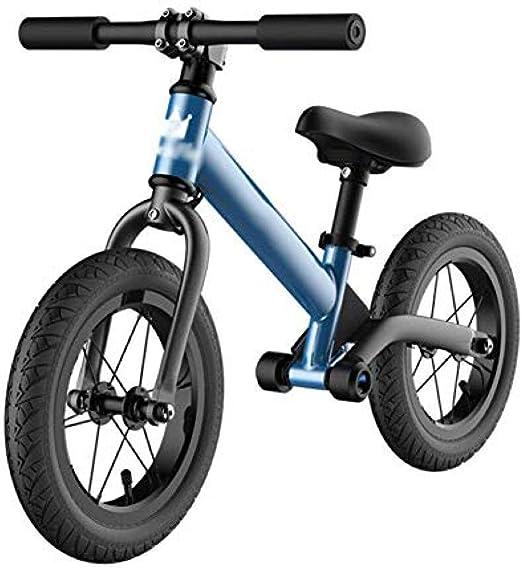 WENZHEN Bicicleta de Equilibrio,Bicicleta de Equilibrio para niños ...
