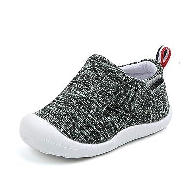 Amazon.com: OAISNIT - Zapatillas de bebé para niños y niñas ...