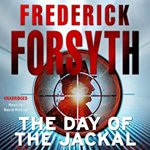 The Day of the Jackal Hörbuch