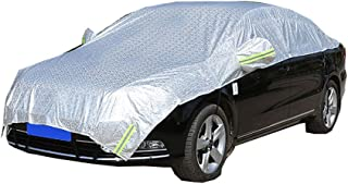 Car Cover Windproof Windscreen Frost Screen Protector, Off-road SUV