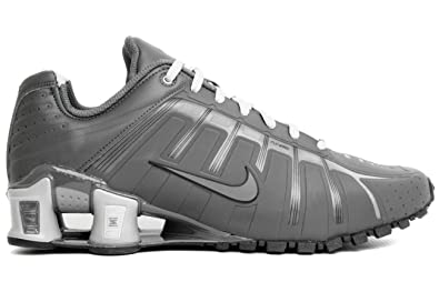 adf134b4d7b Nike Shox O  Leven  429869-003  Dark Grey Dark Grey-