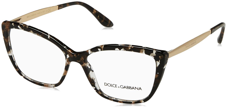 Dolce & Gabbana 0Dg3280, Monturas de Gafas para Mujer: Amazon.es ...
