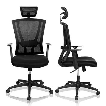 Amazoncom Homdox High Back Ergonomic Mesh Office Chair with