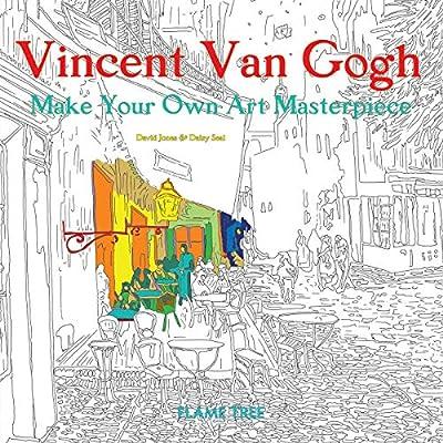 - Vincent Van Gogh (Art Colouring Book): Make Your Own Art Masterpiece  (Colouring Books) (9781786640475): Seal, Daisy: Books - Amazon.com