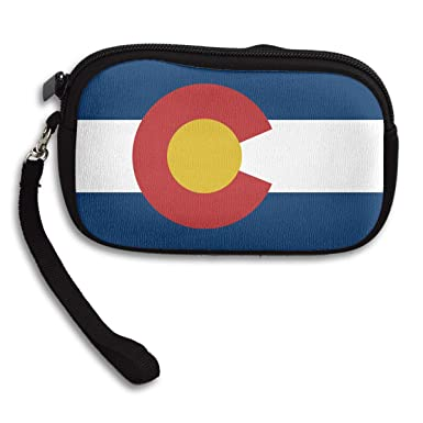 Amazon.com: Colorado State Flag-05.png - Monedero monedero ...