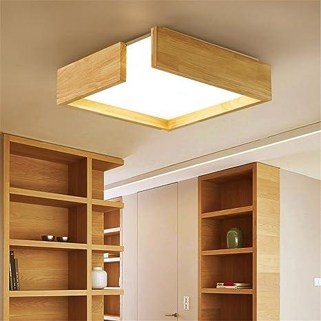 Larsure Vintage Iluminación de techo Lámparas de techo de ...