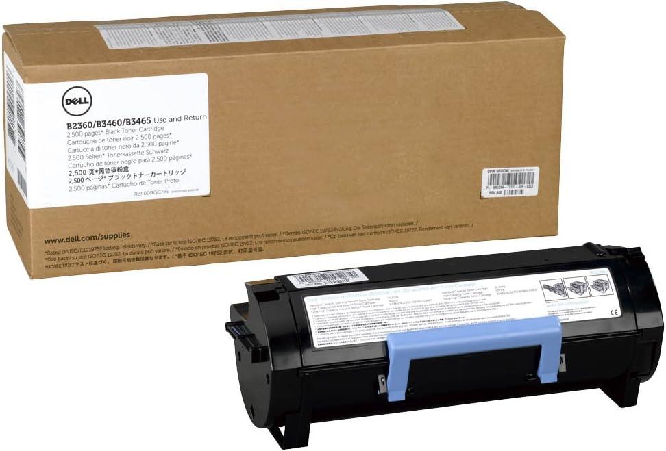 Dell RGCN6 593-11165 Toner Cartridge - Black