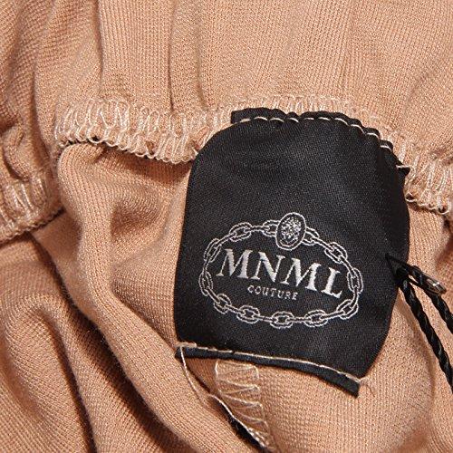 Trouser Basso Beige Donna Pant Minimal 2311s Couture Pantalone Woman nero Cavallo Hq0z6Pw