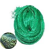 KINDPMA Anti-Bird Netting 33 Ft x 13 Ft Reusable Green Garden Plant Netting for Plant Fruit Trees Flower Cover Mesh Protect Against Rodents Birds
