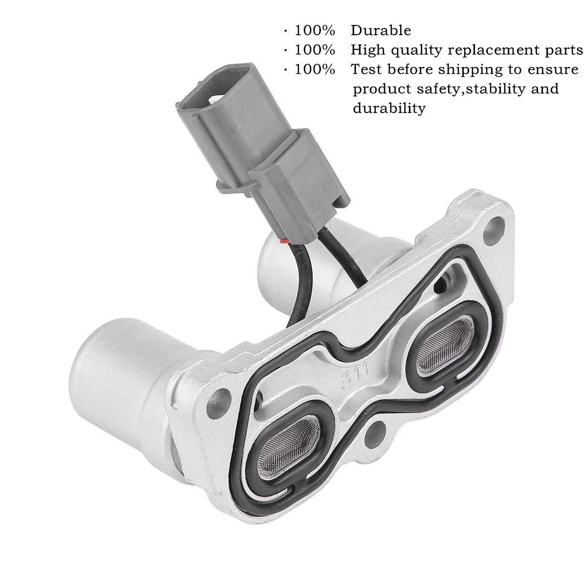 Transmission Dual Shift Solenoid 28300-P24-J01 for 1991-2001 Honda Civic 1997-2001 Honda CRV 1993-1997 Honda Del Sol 1994-2000 ACURA INTEGRA