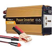 Inversor de corriente de coche Mesllin transformador