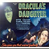 Rikki Knight RK-8intilec-3706 8'' X 8'' Vintage Movie Posters Art Dracula's Daughter 2 Design Ceramic Art Tile