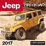 Jeep Off-Road 2017: 16-Month Calendar September 2016 Through December 2017