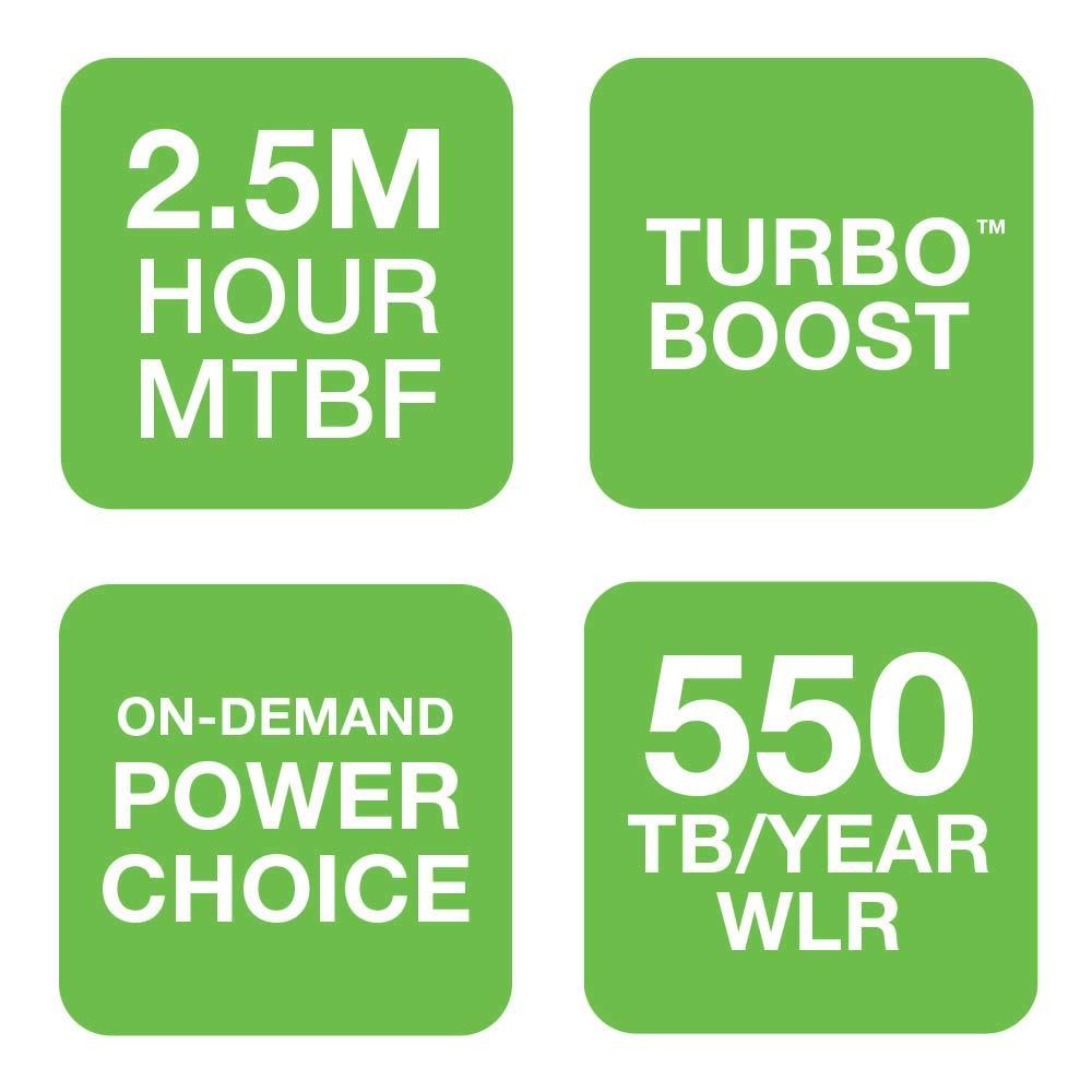 Seagate Exos x10 10TB SATA 6Gb/s 256MB Cache Enterprise Hard Drive 3.5'' (ST10000NM0086) by Seagate (Image #2)