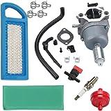 Amazon com : MOTOKU Carburetor for John Deere LA125 D110 LA-105 Lawn