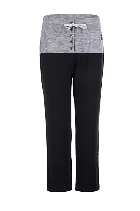 super.natural Damen W Comfort Pants Merino Jogginghose: Amazon.de: Sport &  Freizeit