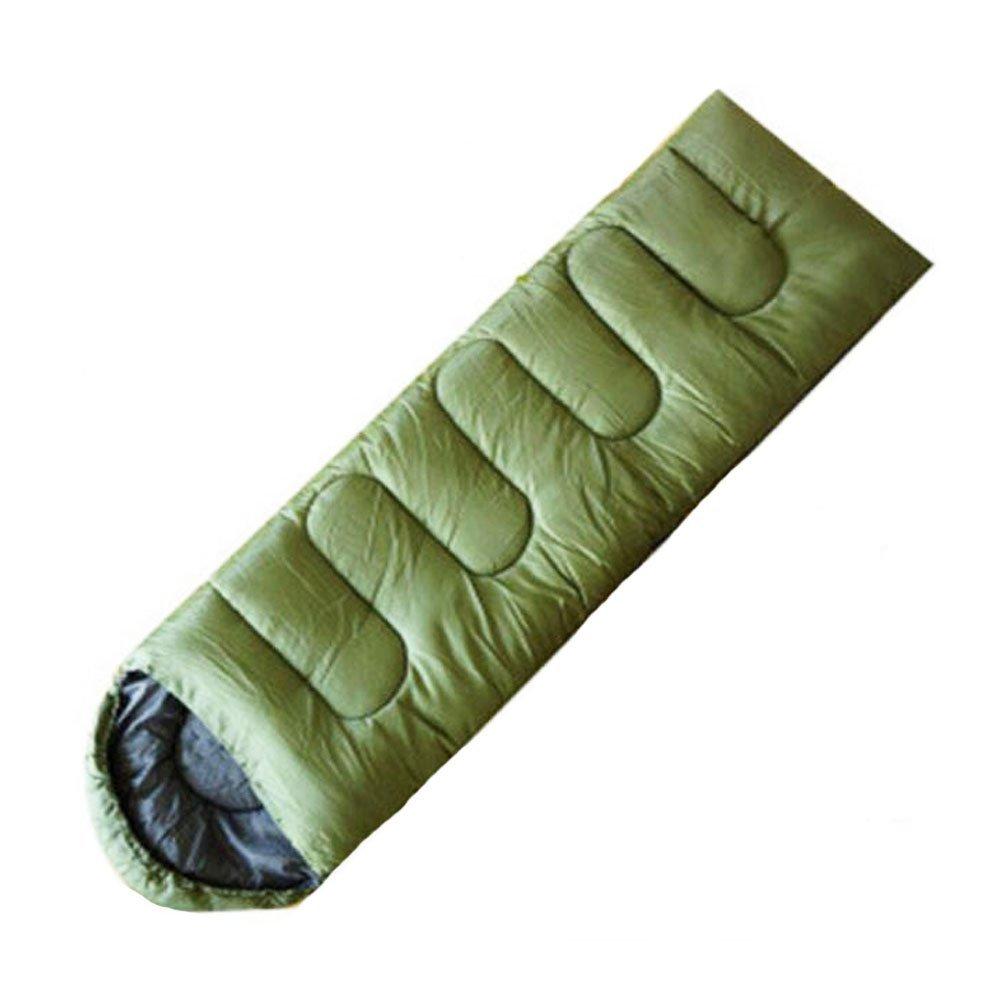 ポータブル多機能夏Sleepingバッグマットquilt- Army Green B01FS757D4