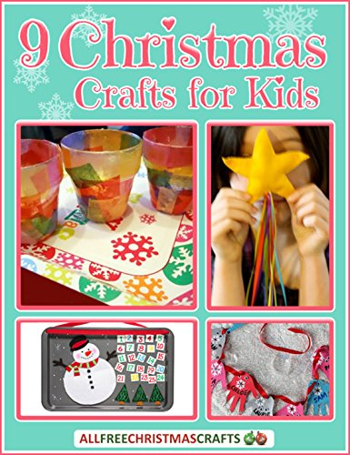 9 Christmas Crafts for Kids by [Publishing, Prime]