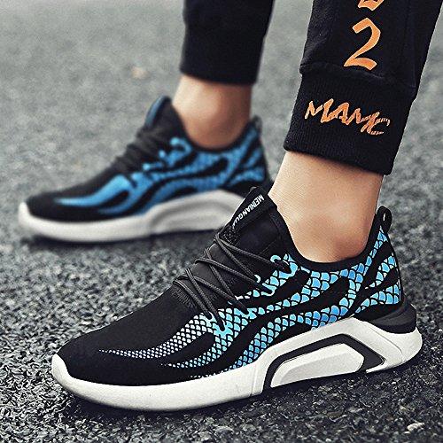 Ben Sports zapatillas de deporte trail Running de hombre pare mujor G-Azul